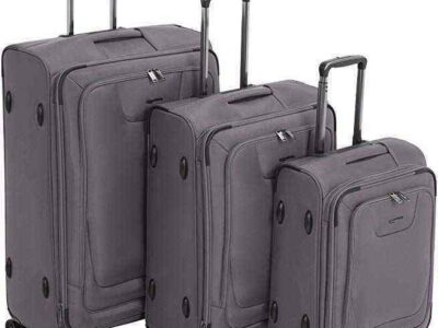 Top 15 best 3 suitcase set